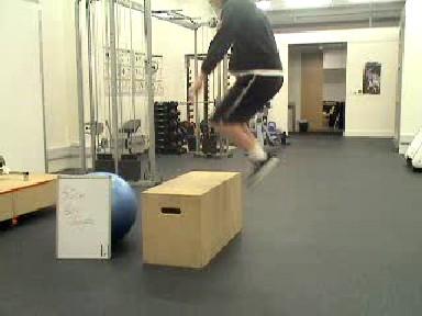Exercise jump box napa